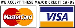 Visa - Mastercard Logo